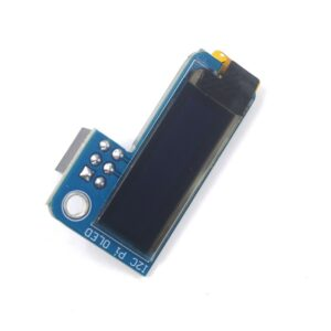 PiOLED OLED 0.91 Inch 128x32 for Raspberry Pi
