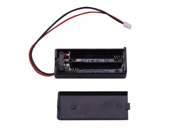 2 AAA battery box for BBC microbit with On-Off Switch