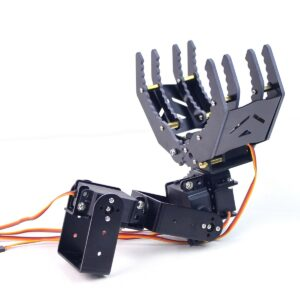 4 DOF Robot Arm with Servo for Raspberry pi 43b+Arduino Robot Kit