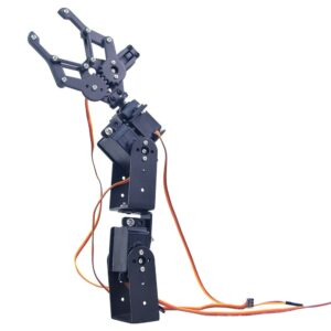 4 Dof Robotic Arm for Arduino Raspberry Pi Robot Project