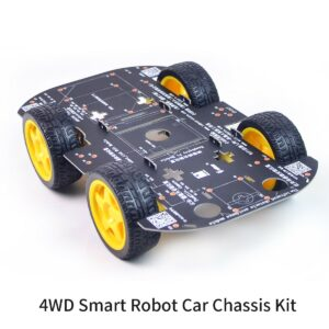 4wd robot car chassis (1)