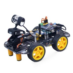 Arduino UNO R3 DS WifiBluetooth Robot Car Kit 4WD Robot Mobile Platform