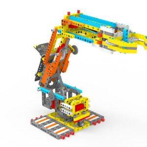 Programmable Toy STEM Building Block Arm:bit based