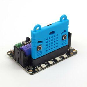 Robotbit robotics expansion board for micro:bit