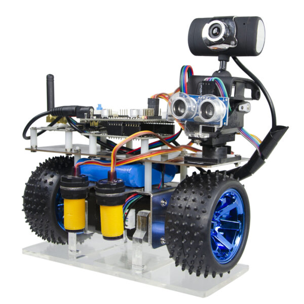 STM32 Programmable Balance Car WiFi Robot Car