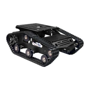 TH Tank Chassis Kit With 2WD Motors (1)