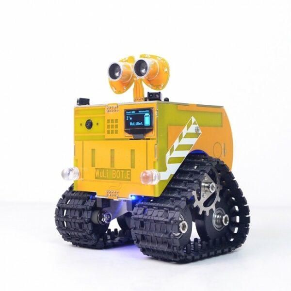 xiaorgeek WULI Bot Scratch+Mixly STEAM Programmable Robot