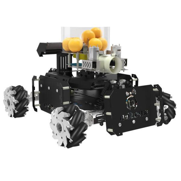 Xiaorgeek XRMaster Mecanum Wheel Robot Turret Chariot