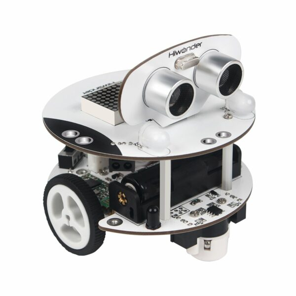 Arduino Robot Kit AI Intelligent Small Programmable Robot Kit Qbot based on Scratch 3.0