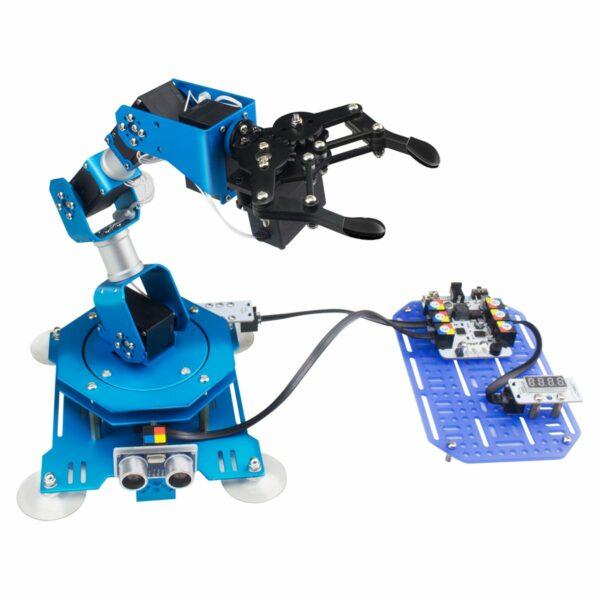 Arduino xArm 6DOF Robot Arm with Bus Servo