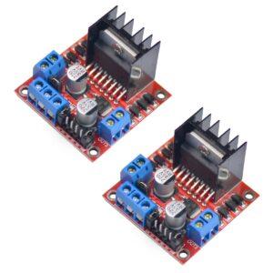 L298N Motor Drive Controller Board Module dual H-Bridge DC Stepper Motor Driver