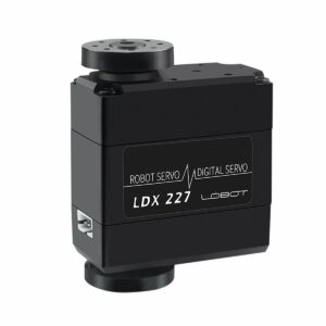 LDX-227 Digital Servo Motor Full Metal Gear Control Angle 270 with Dual Ball Bearing for Robot