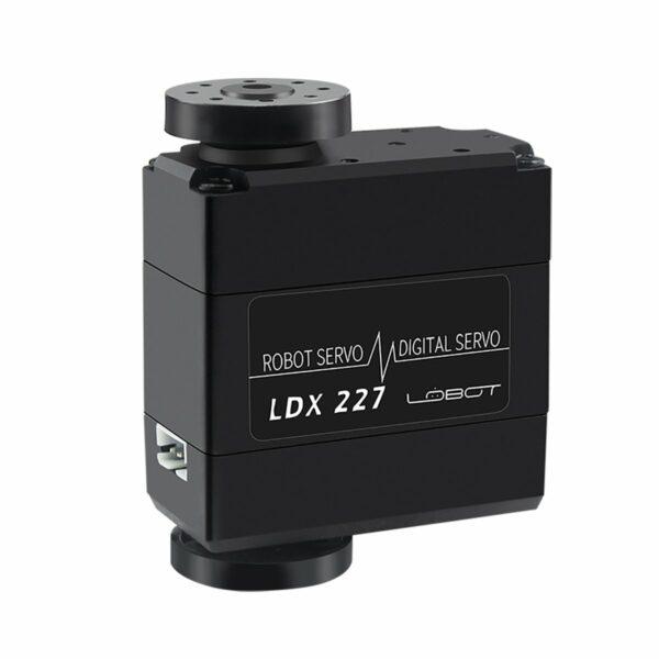 LDX-227 Digital Servo Motor Full Metal Gear Control Angle 270 with Dual Ball Bearing for Robot