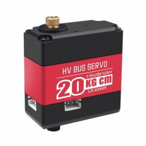 LX-224 High Voltage Servo Motor Three Connectors HV Bus