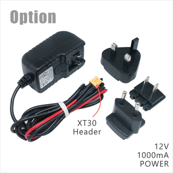 M5Stack Stepmotor Module with MEGA328P (DRV8825)+FAN Module for Stepmotor+12V Power Adapter