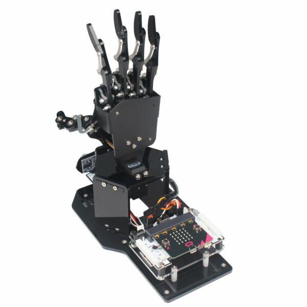Microbit Programmable Robotic Hand uHandbit