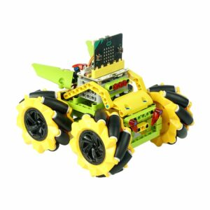 Microbit Robot Car STEM Building Toy Wonder Rugged Car