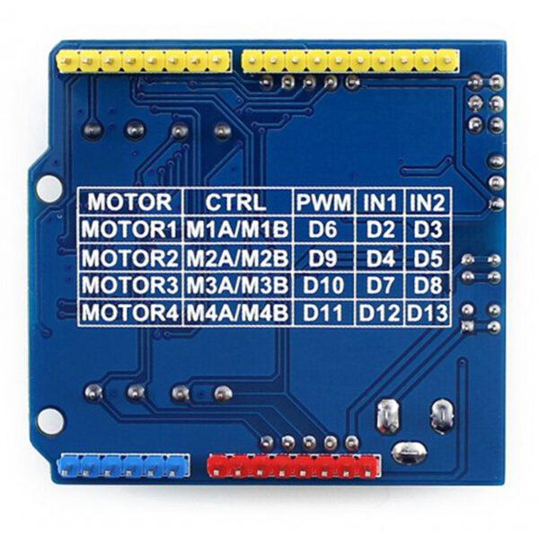 Motor Control Shield