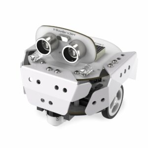 Qbot Pro STEAM Programmable Robot Kit Based on Scratch 3.0 Arduino Robotic Car