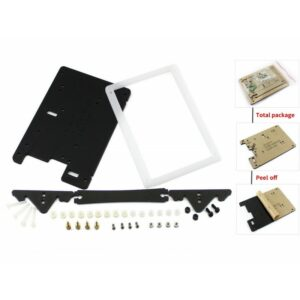 Raspberry pi 5inch HDMI Touch Screen LCD Case