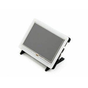 Raspberry pi 5inch HDMI Touch Screen LCD Case