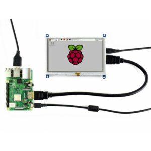 Raspberry Pi 5inch HDMI LCD (B), 800×480