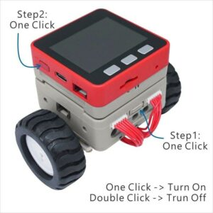M5Stack BALA ESP32 Development Mini Self-balancing Car