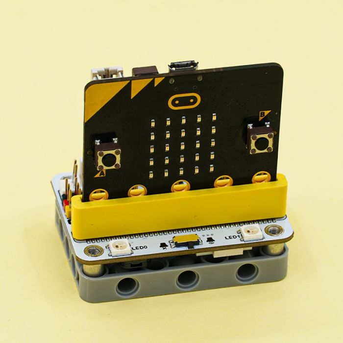 Wukong board with Lego holder for microbit