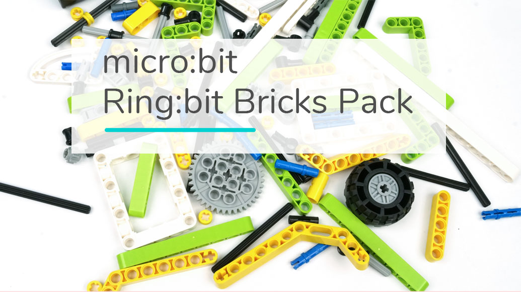 Microbit Ringbit Bricks Pack STEAM Education Toy